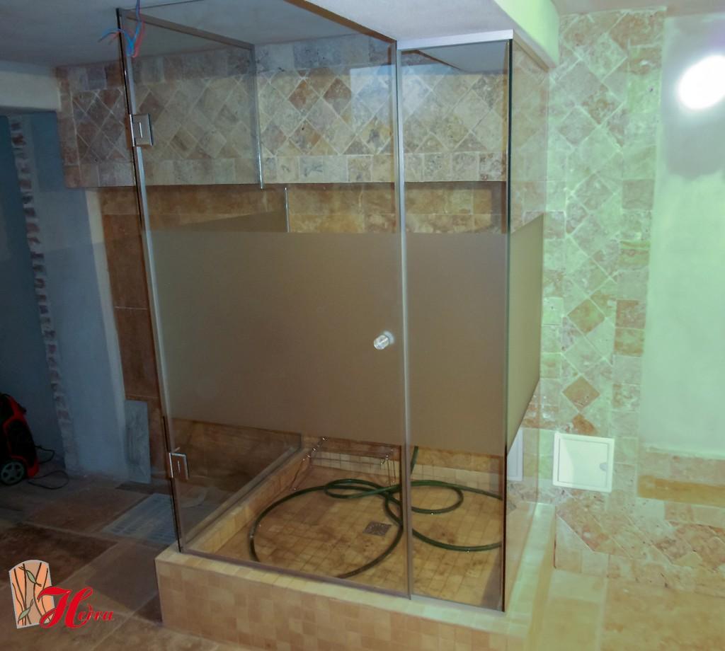 Cabină de duș din sticlă 28