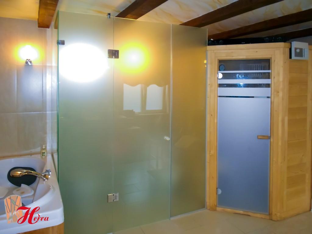 Cabină de duș din sticlă 33