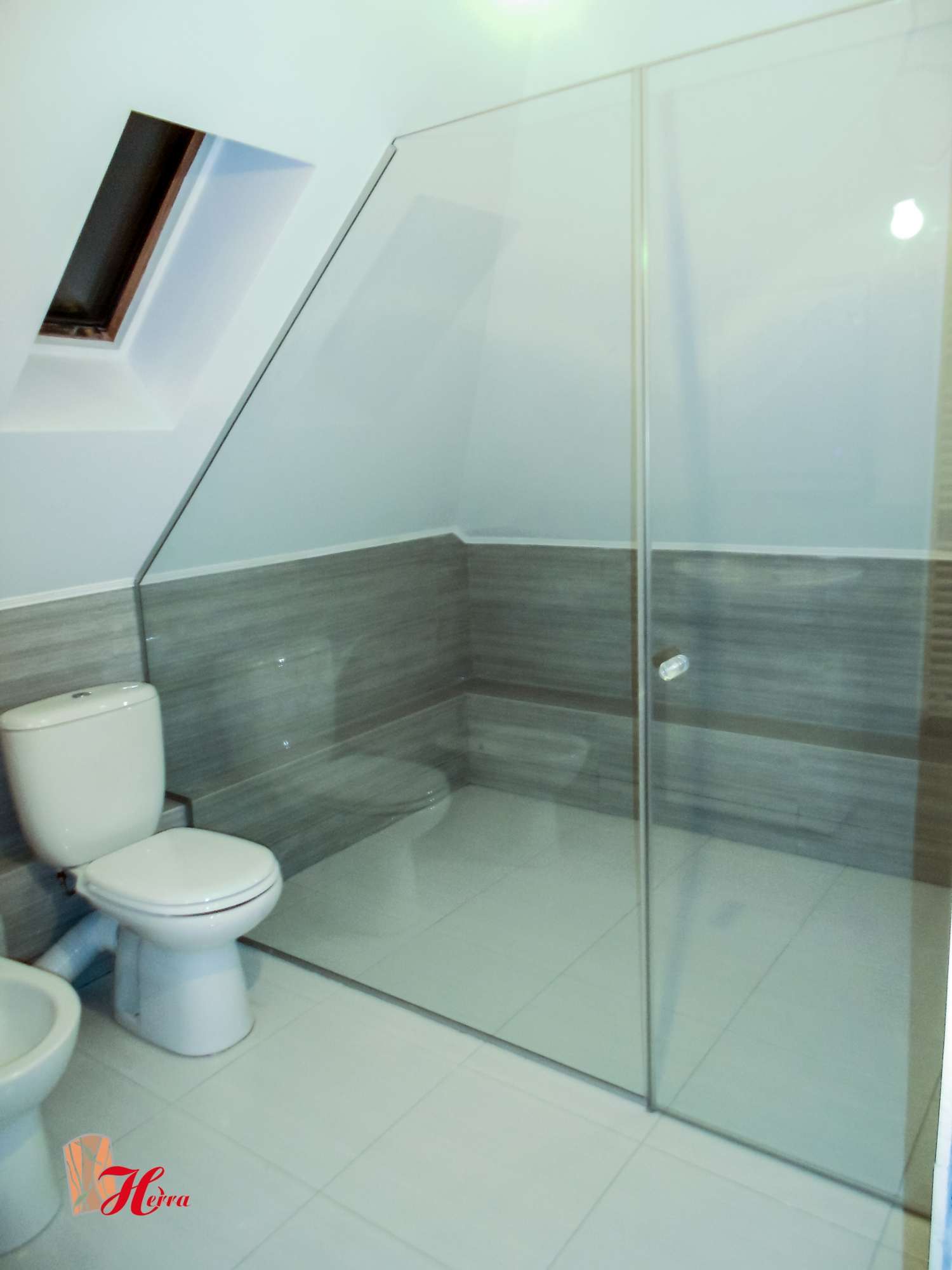Cabină de duș din sticlă 6