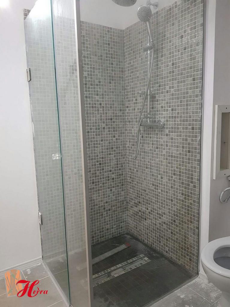 Cabină de duș din sticlă 39