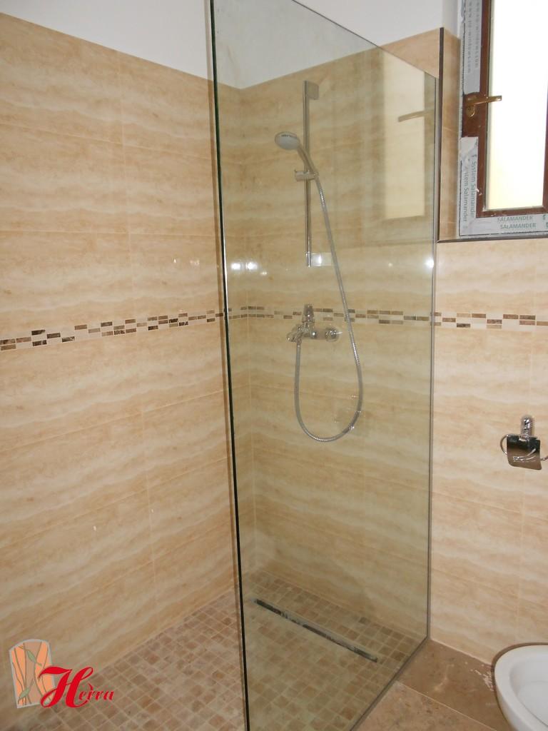 Cabină de duș din sticlă 40
