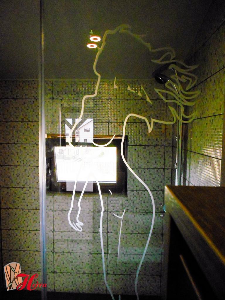 Cabină de duș din sticlă 41